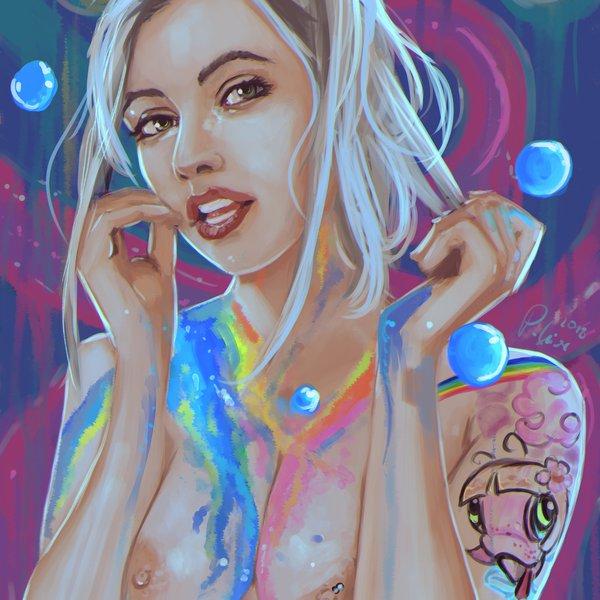 Marlene / Rainbowpuke